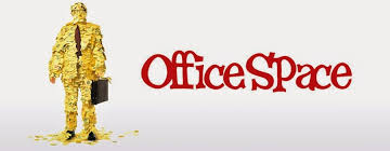 office space cover. Review: Office Space (1999) Office Space Cover L
