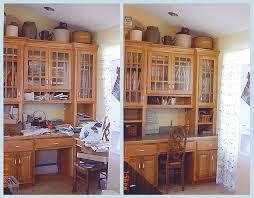 kitchen office organization.  Organization A Messy Kitchen Desk Area Gets Organized In Kitchen Office Organization N