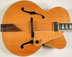 Heritage Johnny Smith Guitar - Ed Roman Guitars