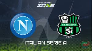 2020-21 Serie A – Napoli vs Sassuolo Preview & Prediction - The Stats Zone