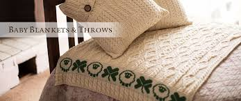 Irish Blankets And Throws