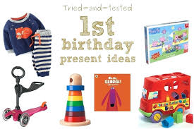 present ideas for 1st birthday 1st birthday present ideas