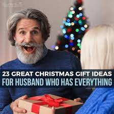 great gift ideas for husband