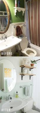 Bathroom Makeover: Before and After — Texture Design Co.