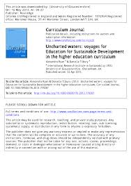 Uncharted Waters Online Charting Pdf Uncharted Waters Voyages For Education For Sustainable