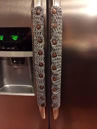 refrigerator handle covers walmart. crocheted fridge handle covers refrigerator walmart r