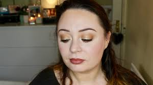 night out makeup look grwm 8020