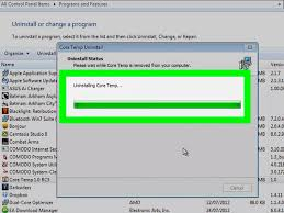 How To Remove Programs Windows 7 6 Steps With Pictures