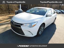 2015 Used Toyota Camry 4dr Sedan I4 Automatic LE at Chevrolet of ...
