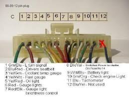 honda crx fuse box diagram wiring diagrams