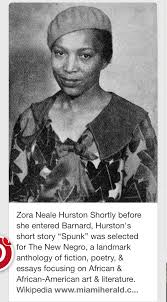 turtle learning is african american history month zora   in reality hurston was born in notasulga alabama on 15 1891 she often changed the date of her birth to 1901 1903 or 1910 perhaps