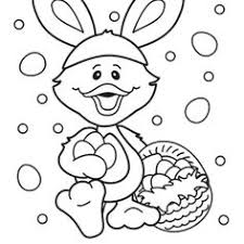 59 Best Easter Coloring Pages Images On Pinterest Coloring Pages