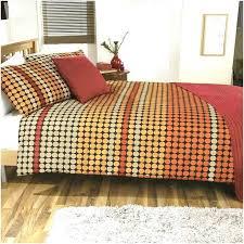 orange duvet cover twin home design remodeling ideasburnt queen covers uk