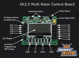 advances in setting up hobbyking s integrated pcb micro quad pnp kk20 multi rotor lcd flight control board