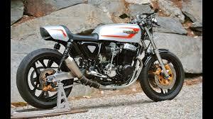 honda cb750f cafe racer by outlaw custom motors