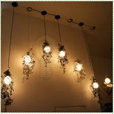 Diy Hanging Lamp asylumxperiment