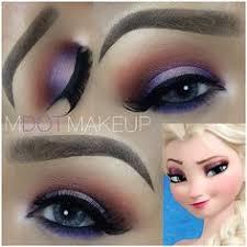 frozen elsa makeup frozen makeup disney makeup makeup art makeup tips beauty