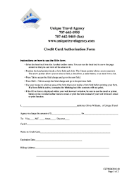 Credit Card On File Form Templates 19 Printable Credit Card On File Authorization Form Template