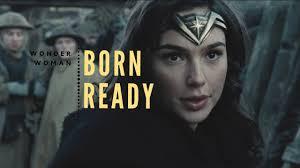 Born Ready || Diana (wonder woman) - YouTube