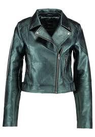 pepe jeans jessie faux leather jacket sherwood uc01434