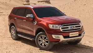 2018 ford new models. wonderful new 2018 ford endeavour  front on ford new models i