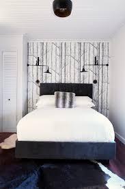 sconce lighting ideas. Impressive Bedroom Wall Sconce Lighting On Birch Wallpaper Sconces Ideas For Home