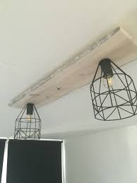 Plafondlamp Schaaldeel Plank Verlichting Eettafel Plank En Lampen