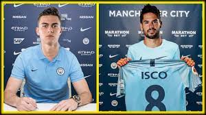 MAN CITY TRANSFER NEWS : Top 5 MAN CITY Transfer Targets January 2019 ft  Dybala & Isco - YouTube