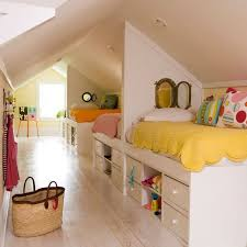 kids furniture ideas. the herb shed childrenu0027s bedroom ideas this creative use of attic space sleeps 4 with storage as well kids furniture
