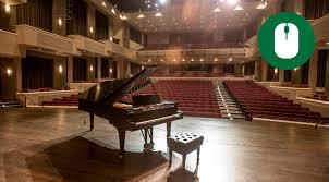 Wachovia Virtual Seating Chart Concert Hall Northern Virginia Community College