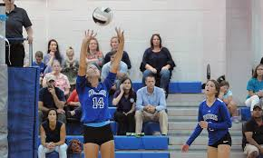Polk Middle posts second straight win with Flat Rock sweep – Volleyball