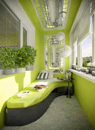 Green Balcony Theme