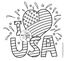 Small Picture Usa Coloring Pages Rugged Usa Coloring Pages America Free 4th Of
