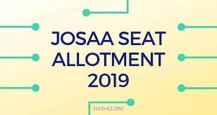 Mnit Org Chart Josaa 7th Round Seat Allotment Result 2019 Check Here