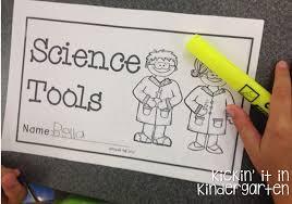 Science Tools Kindergarten Measurement Worksheets. Science. Best ...
