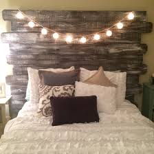 startling diy headboards with lights wood headboard cellerall com ergonomic bedroom storages interior shelves and