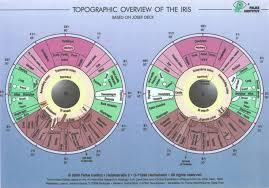 Eye Body Chart Iriscope Iridology Camera Iriscope