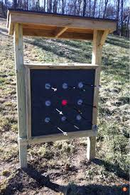 here is a pic of my rag target i built to leave outside