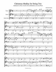 Christmas violin sheet music top christmas violin sheet music the fabulous christmas variations (advanced christmas carols) in special and unique arrangements for violin and piano. Violin Christmas Medley Sheet Music Violin D Major Sheet Music Christmas Medley Violin Christmas