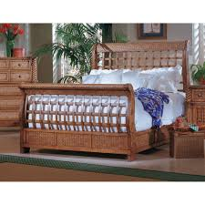 Palm Court Bedroom Furniture Bay Isle Home Palm Court King Sleigh Bed Wayfair