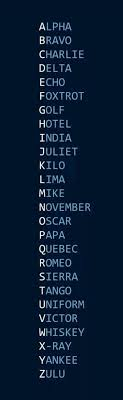 More memes, funny videos and pics on 9gag. Best 30 Nato Phonetic Alphabet Fun On 9gag