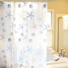 hooks sea life shower curtain set smlf