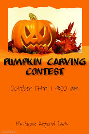 pumpkin carving contest flyer pumpkin carving contest template postermywall