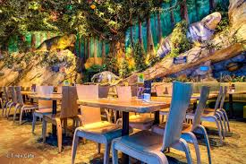 underwater restaurant disney world. T-Rex Café Underwater Restaurant Disney World R