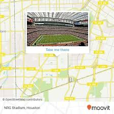 Reliant Stadium Soccer Seating Chart How To Get To Nrg Stadium In Houston By Bus Or Light Rail