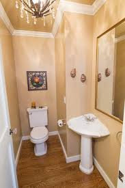 corner pedestal sink small bathroom design ideas
