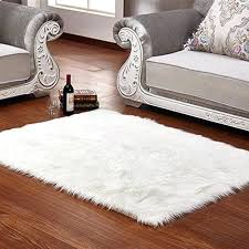 rug materials viscose best material new step it area rugs that is elegant faux sheepskin silky rug material