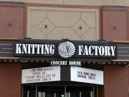 Knitting Factory Spokanes License Revoked After Gang