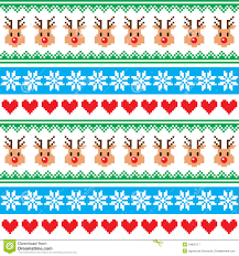 christmas pattern background tumblr. Wonderful Tumblr Download Christmas Pattern With Reindeer  Scandynavian Sweater  Style Stock Illustration Of Fancywork On Background Tumblr