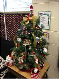 Christmas Tree  Classroom Christmas Tree